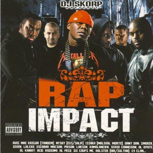 Rap impact [Explicit]