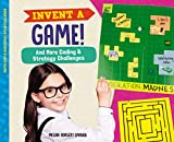 Invent a Game! and More Coding & Strategy Challenges (Super Simple Makerspace Steam Challenge)