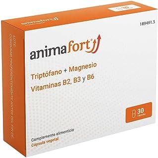 Animafort Cápsulas-Triptofano con Magnesio y Vitaminas B