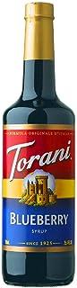 Torani Blueberry Syrup, 750 ml