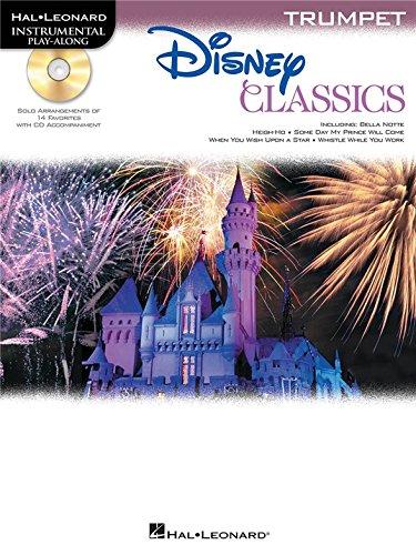 Trumpet Play-Along: Disney Classics. Für Trompete