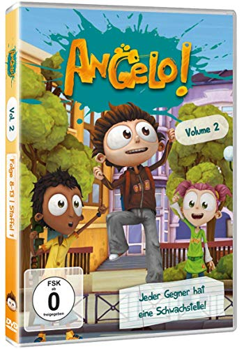 Angelo! - Volume 2 - Staffel 1