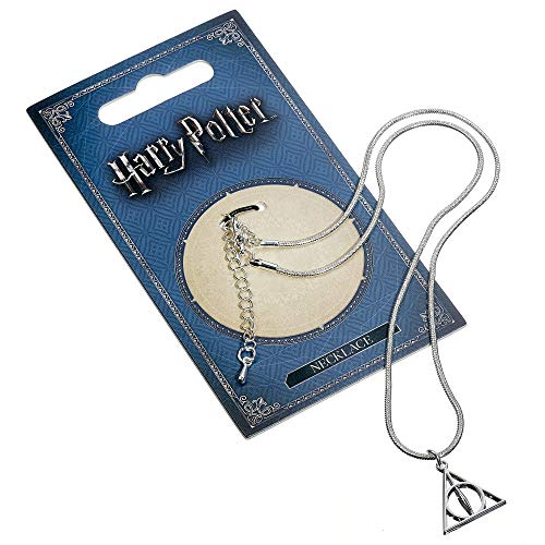 HARRY POTTER Official Licensed Jewelry Themed Necklaces (Deathly Hallows)