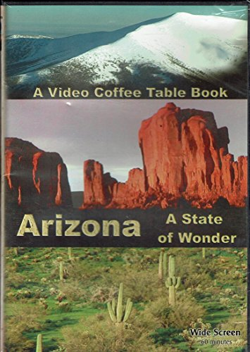 Arizona, A State of Wonder - A Video Coffee Table Book