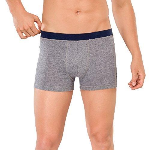 Schiesser Herren - Unterteil Shorts, Gr. X-Large (Herstellergröße: 007), Blau (800)