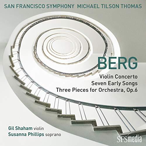 Berg Violin Concerto, Seven Early Songs