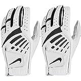 Nike Men's Dura Feel IX Golf Gloves (2-Pack) (Worn on LH - Small)