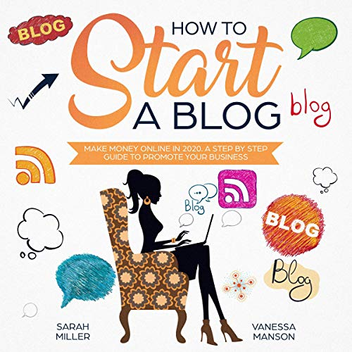 How to Start a Blog cover art
