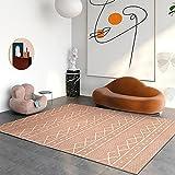 Alfombra moderna para salón de 120 x 160 cm para dormitorio,...