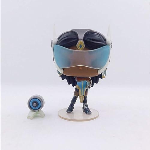 a precios asequibles SYXISMO Estatua de Juguete Modelo de de de Juguete Personaje de Dibujos Animados Decoración de Escritorio Regalo Souvenir-11CM Estatua de Juguete  despacho de tienda