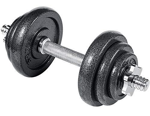 arteesol Kurzhanteln-Verstellbares Gewichte Hantel, Handeln, Hantelset, Kurzhantel 10kg 15kg 20kg 30kg Workout Fitness Training (1 x 10 kg)