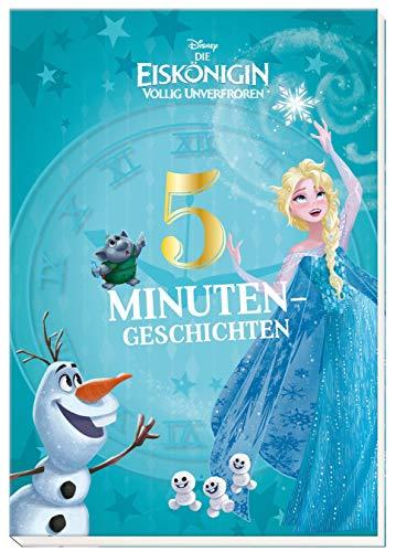 Disney Die Eiskönigin: 5-Minuten Geschichten (Disney Eiskönigin)