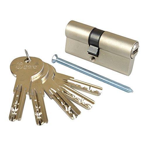 Schließzylinder GERA mc-5 6500 30-35mm 5 Schlüssel Magnet gesichert
