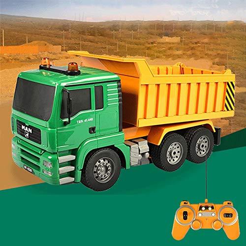 Moerc Mando a distancia del suelo Tirando de camiones niños de juguete...