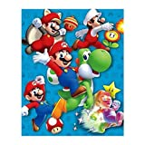 Super Mario - Poster 3D Power Up