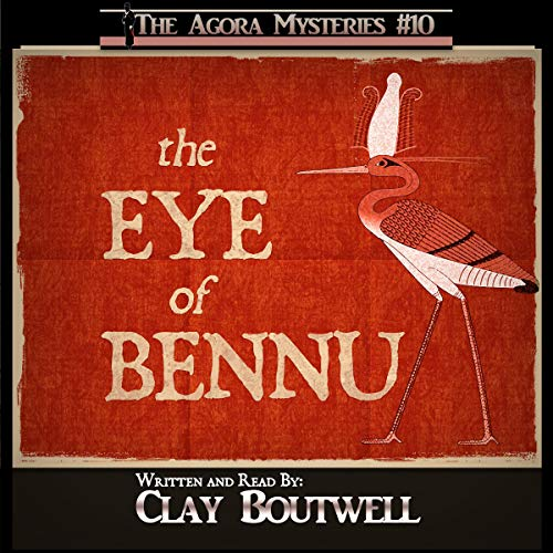 The Eye of Bennu: A 19th Century Historical Murder Mystery Novella Titelbild