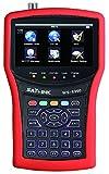 SATLINK WS-6960 DVB-S&DVB-S2 HD MPEG4 Satellite Finder Satellite Meter Constellation Analyzer 4.3 Inch LCD Screen