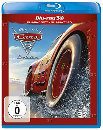Cars 3 - Evolution  (+ Blu-ray 2D)