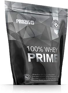 Prozis 100% Whey Prime 2.0, Sabor Frambuesa - 400 gr