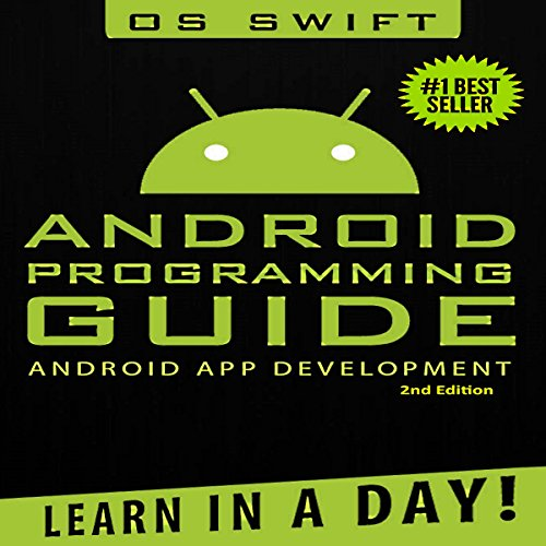 Android: App Development & Programming Guide audiobook cover art