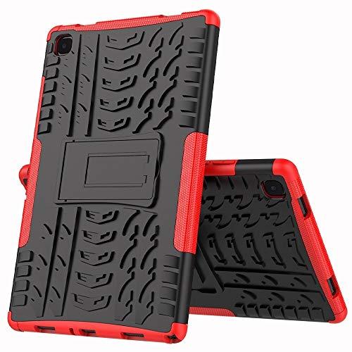 RZL Pad y Tab Fundas para Samsung Galaxy Tab A7 10.4 Pulgadas 2020, Cubierta de Tableta de Cuerpo Completo para Samsung SM-T500 T505 (Color : Blue, Talla : Model Number SM T505)