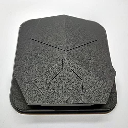 LJC Soporte de teléfono móvil para coche Sombra Dashboard Soporte para teléfono móvil consola central universal de navegación para coche Teléfono móvil Tablet Car Navigation Bracket