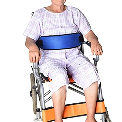 Wheelchair seat Belts Adjustable Wheelchair seat Belts are Used to take Care of Patients, Cushioning seat Belts are Easy to Operate