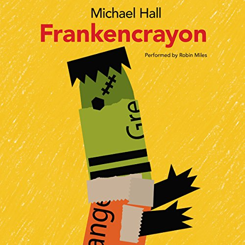 Frankencrayon  By  cover art