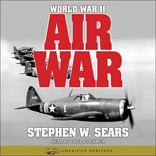 World War II: Air War audiobook cover art