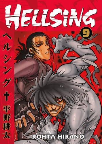 Hellsing Volume 9
