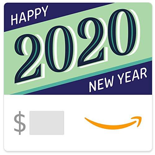 Amazon eGift Card - Happy New Year 2020
