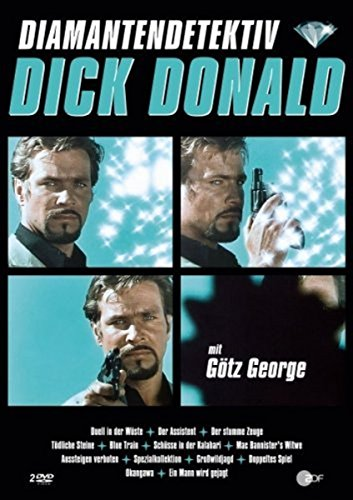 Diamantendetektiv Dick Donald (2 DVDs)