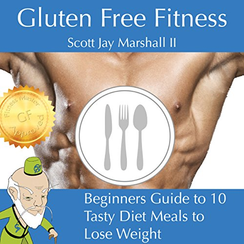 Gluten Free Fitness audiobook cover art
