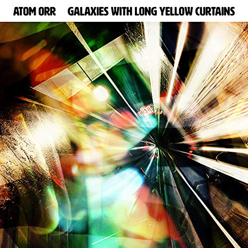 Galaxies With Long Yellow Curtains
