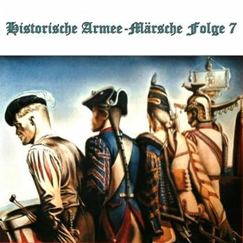 Historische Armee-Märsche Folge 7
