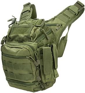 VISM by NcStar PVC First Responders Utility Bag (CVRB2918G), Green