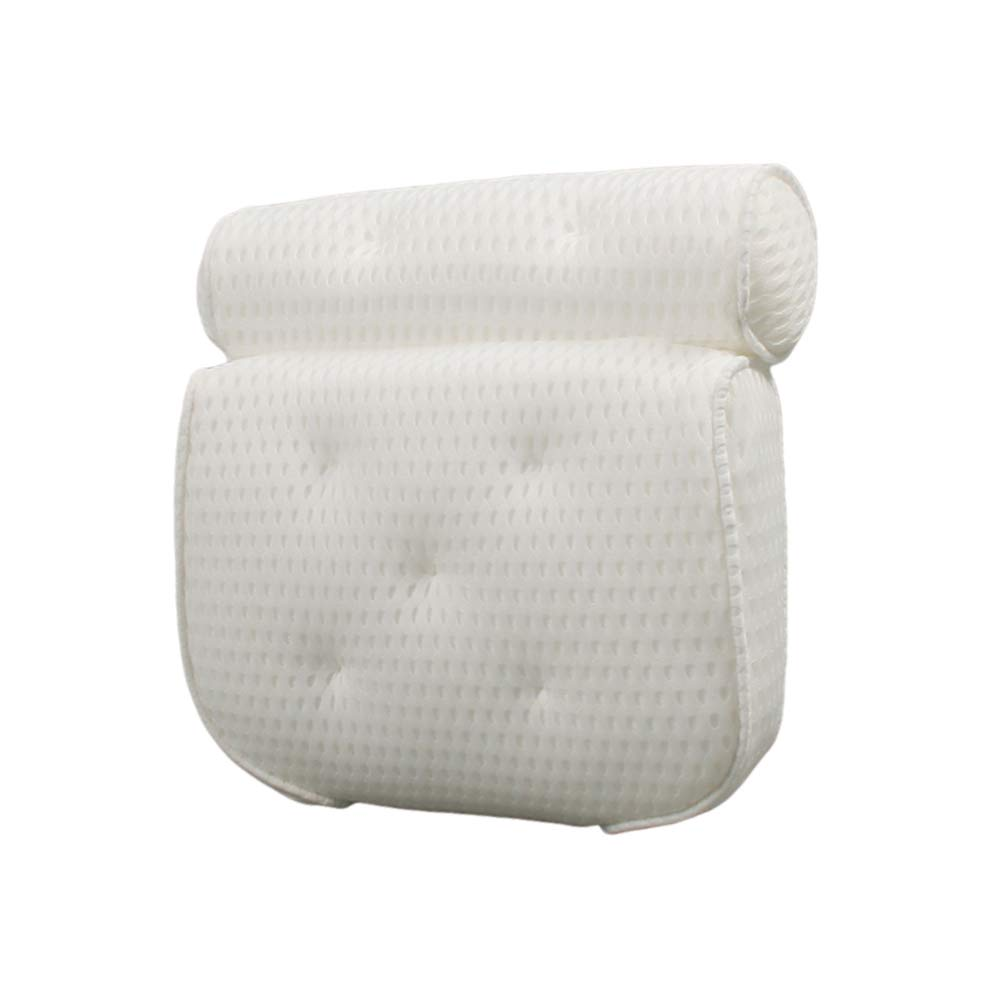 HEALLILY Spa Bathtub Pillow Chicago Mall with 4D No Nashville-Davidson Mall and Mesh Technology Air 7