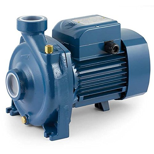 Average flow rate Centrifugal Electric Water Pump HF 50B 0,5Hp 400V Pedrollo