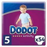 Dodot Activity Pañales, Talla 5 - 54 unidades