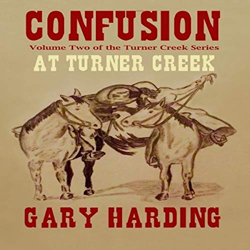 Confusion at Turner Creek audiobook cover art