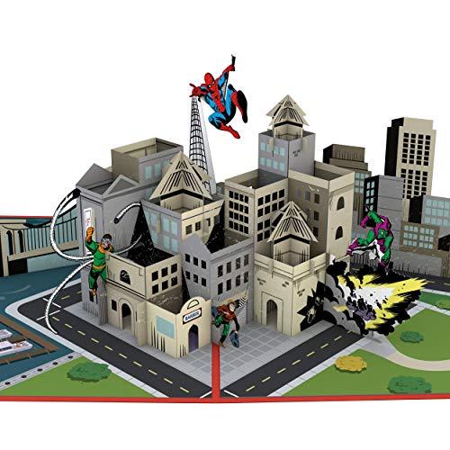 Lovepop Marvel Spiderman You�re Amazing! Pop Up Card - 3D Card, Pop Up Birthday Card, Spiderman Birthday Card, Superhero Card, Spiderman, Birthday Cards