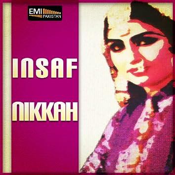 Insaf / Nikah