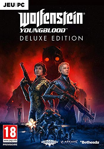 Wolfenstein: Youngblood - Deluxe Edition PC Cartridge