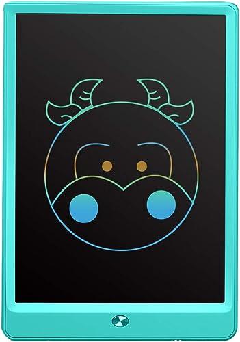Obtén lo ultimo ETSXB Tableta de Escritura con PanTalla PanTalla PanTalla LCD, Tableta de Dibujo portátil de Almohadilla de Escritura a Mano de 10 Pulgadas con Bloqueo de Memoria Adecuado para Niños Escuela en el hogar  marcas de moda