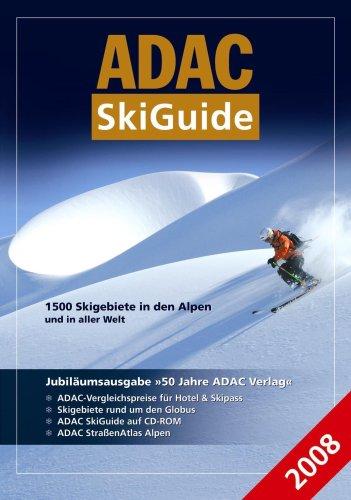 ADAC SkiGuide 2008 / ADAC Ski Atlas Alpen
