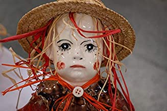 Photography Poster - Doll, Porcelain, Figure, Doll Face, 24
