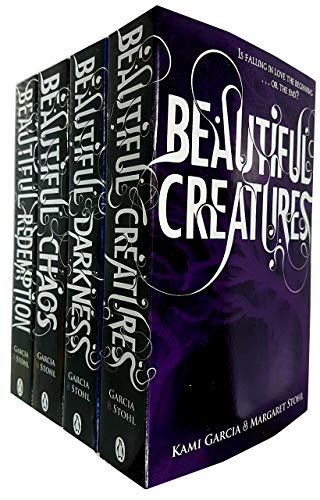 BEAUTIFUL CREATURES The complete 4 book set [Includes Beautiful Creatures, Be...