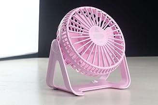 Ventilateur à Main Mini Ventilateur de Bureau à Deux usages à Deux usages de Bureau Portables Mini USB Charging Petit Fan ...