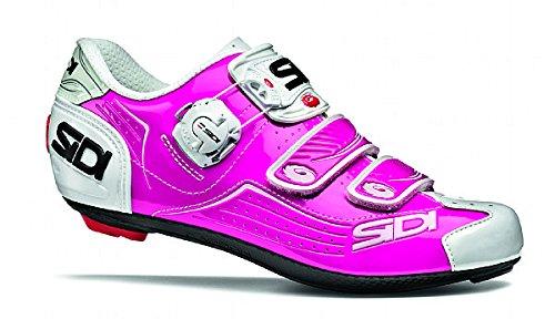 Sidi Alba Schuhe Damen Fuxia/White Schuhgröße EU 37 2019 Rad-Schuhe Radsport-Schuhe