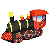 ArtCreativity 10 Inch Cozy Plush Train for Kids, Soft and Cuddly Stuffed Baby Train Toy, Cute Nursery Décor, Carnival Prize, Best Gift for Christmas, Baby Shower, Boys, Girls, Newborn, Infant, Toddler